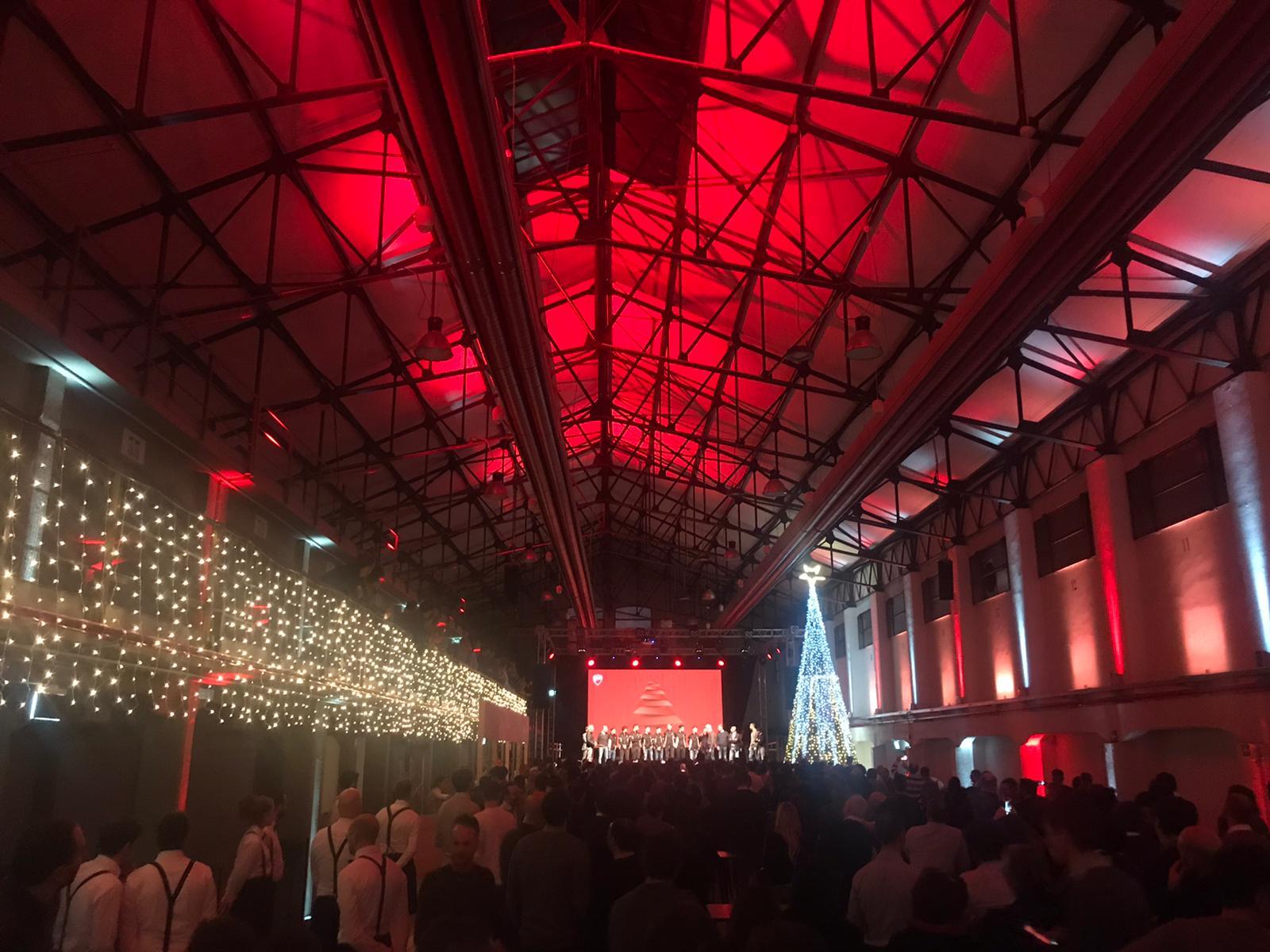 Festa Ducati 2019